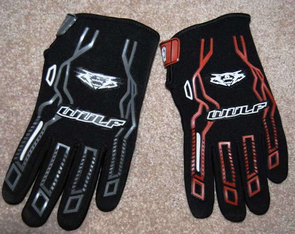 Wulf Trials Gloves