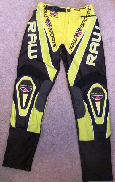 Raw TRS Gear