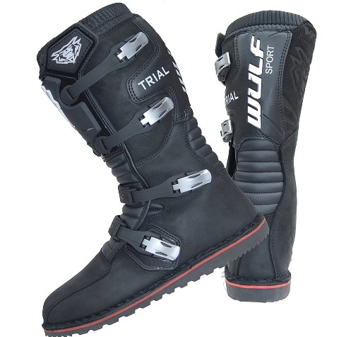 New Wulf Trials boots